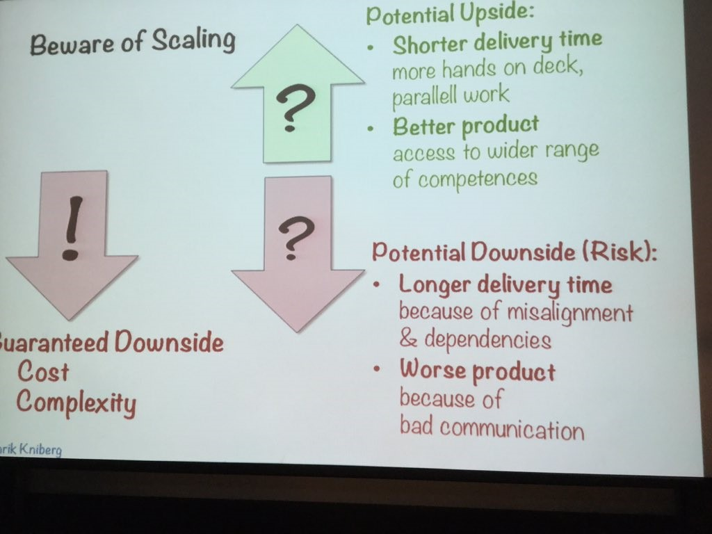 1 Risks of Scaling