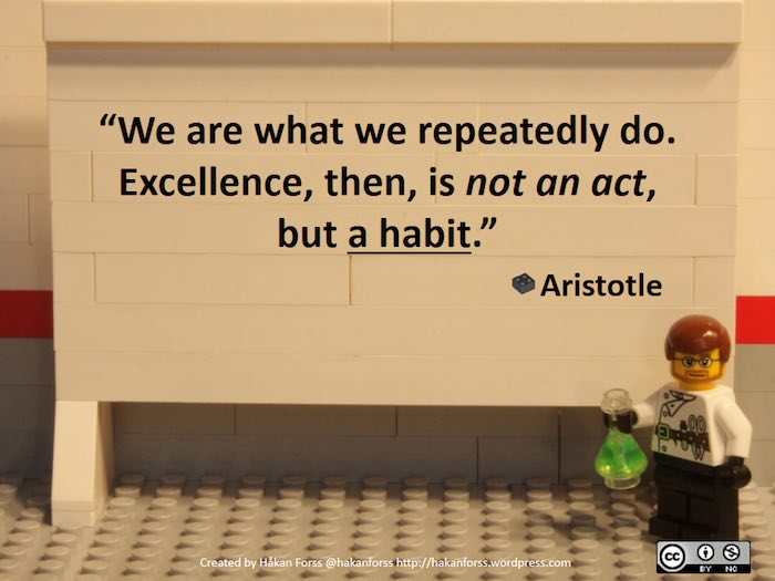 excellence-is-a-habit