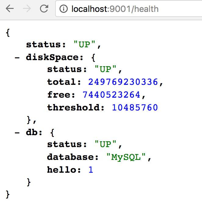 มาทำระบบ monitoring สำหรับ Spring Boot application อย่างง่ายกัน